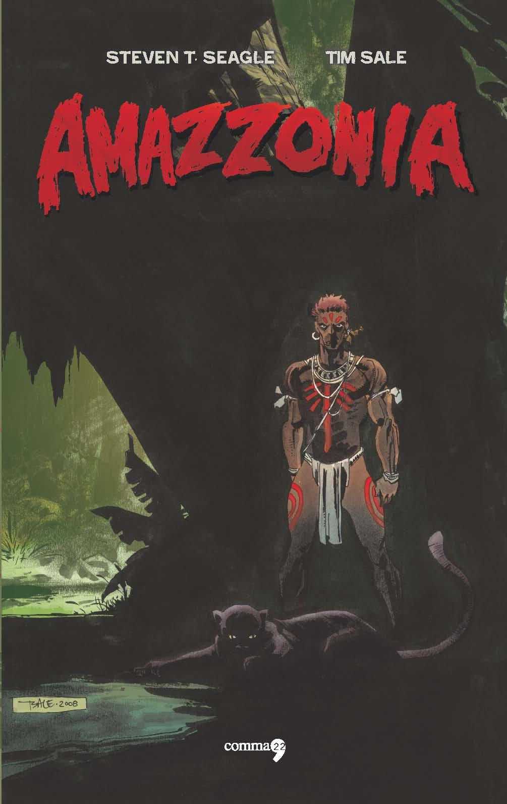 Amazzonia di Steven T. Seagle e Tim Sale