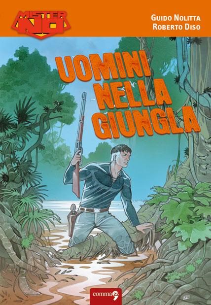 Mister No - uomini nella giungla