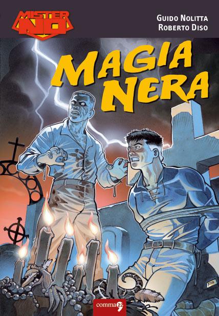 Mister No - magia nera