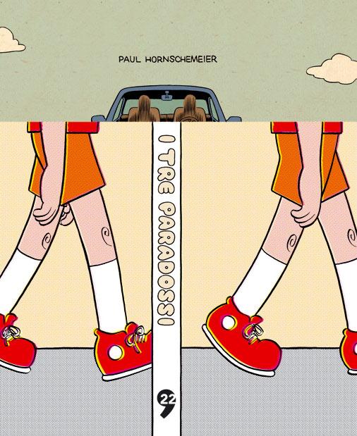 I tre paradossi di Paul Hornschemeier