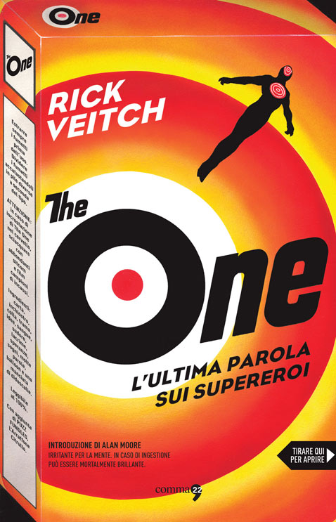 The One di Rick Veitch