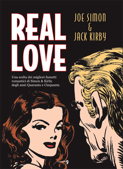 Real Love di Joe Simon e Jack Kirby