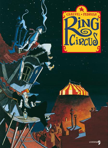 Ring Circus di Cyril Pedrosa e David Chauvel