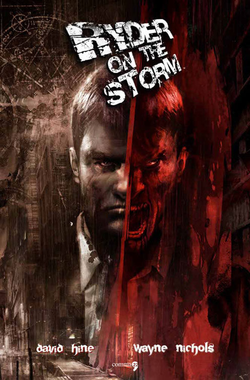 Ryder on the Storm di David Hine e Wayne Nichols