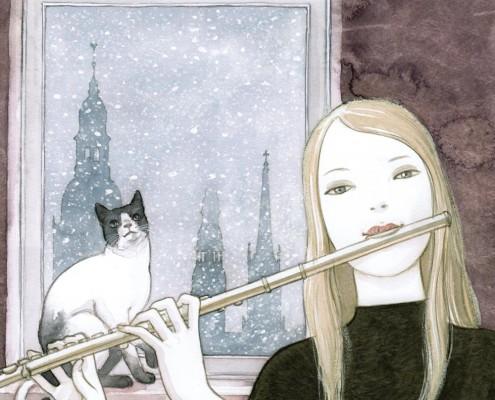 I gatti di Riga di Marco Nizzoli